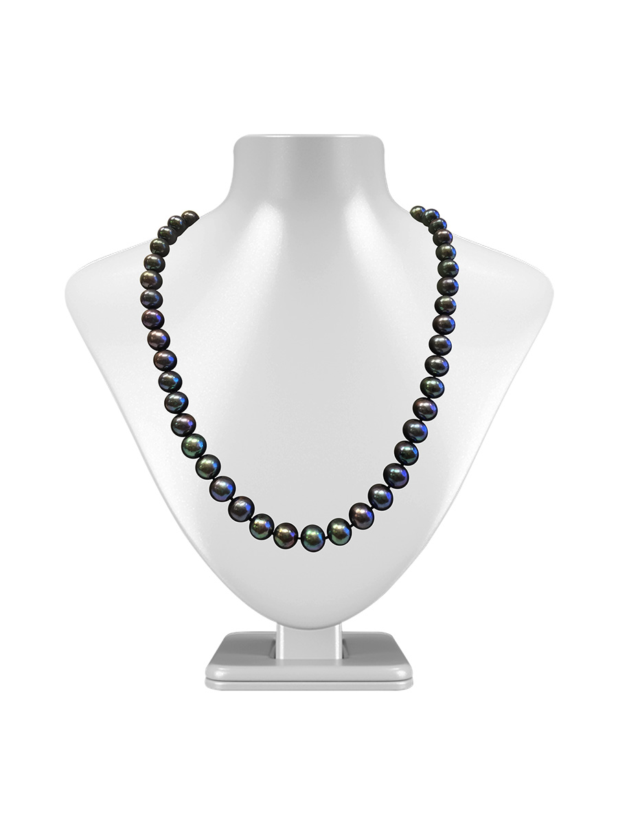 Maria Theresa Reef Collection Aubergine 9 10mm Pearl