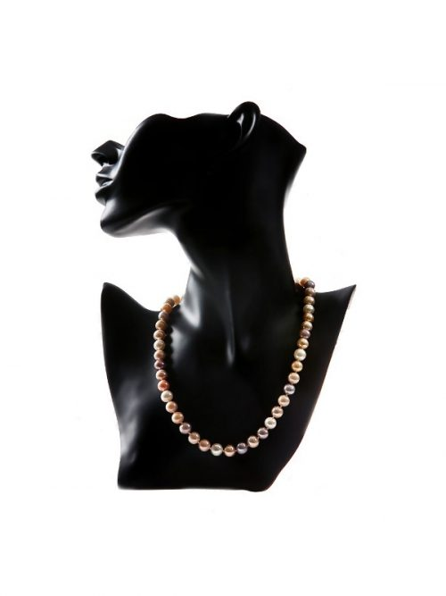 MARIA-THERESA REEF COLLECTION 9-10MM PASTEL PEARL NECKLACE