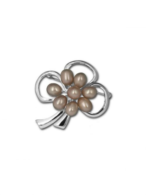 PACIFIC PEARLS TERAINA COVE COLLECTION Lilac Pearl Brooch