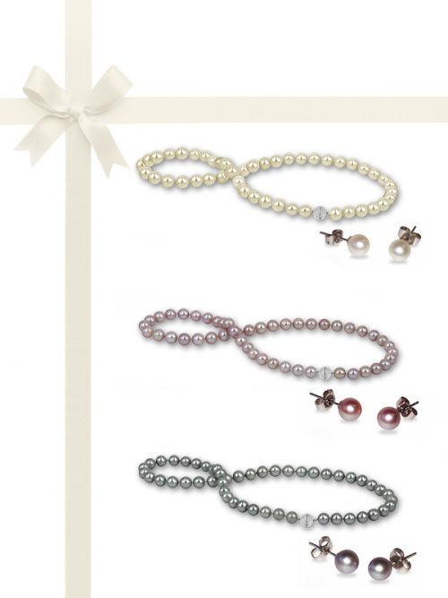PACIFIC PEARLS BUA-BAY-COLLECTION-Six-Piece-Necklace-and-Earring-Gift-Set