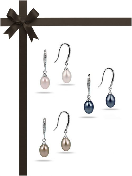 SULU SEA COLLECTION Diamond Earring Gift Set