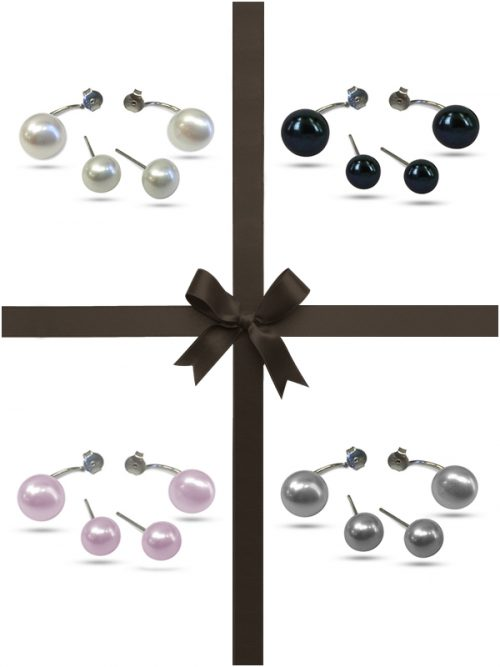 PALLISER LAGOON COLLECTION Pearl Earring Gift Set