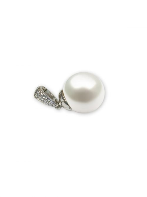 PACIFIC PEARLS SOUTH SEA COLLECTION Joie De Vivre South Sea Pearl Pendant