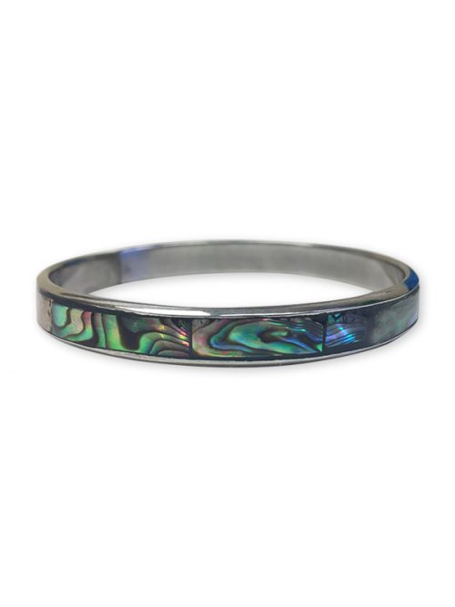 PACIFIC PEARLS NEW ZEALAND ABALONE COLLECTION Abalone Statement Bangle