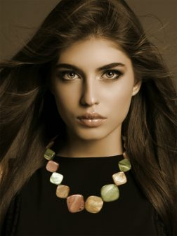OYSTER-BAY-COLLECTION-Caramel-Mint-and-Dusty-Rose-Square-Mother-of-Pearl-Necklace-C