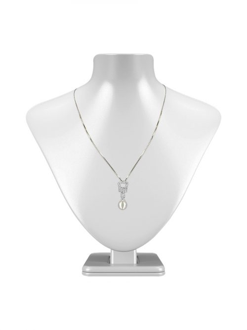 PACIFIC PEARLS AKOYA COLLECTION Medieval Akoya Pearl Pendant