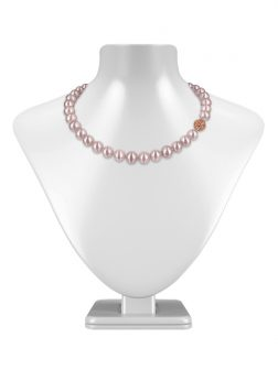 PACIFIC PEARLS VANUATU COLLECTION Blush 11-12mm Pearl Necklace