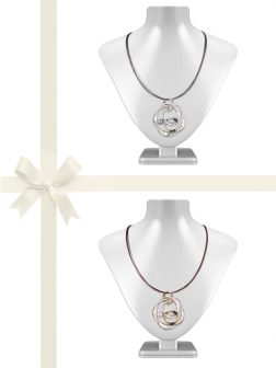 PACIFIC PEARLS WAIKIKI COLLECTION Iolana 18K Gold Filled Designer Pearl Gift Set