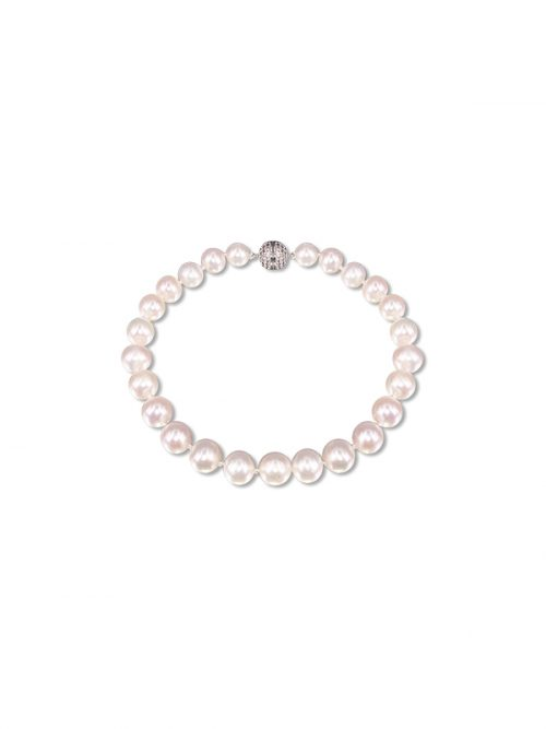 PACIFIC PEARLS BUA BAY COLLECTION White 7-8mm Pearl Bracelet
