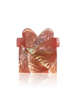 TARA ISLAND COLLECTION Specially For You Pink Abalone Forever Greeting Card