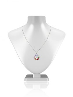 WAIKIKI COLLECTION Kiani Swarovski Encrusted Pearl Pendant