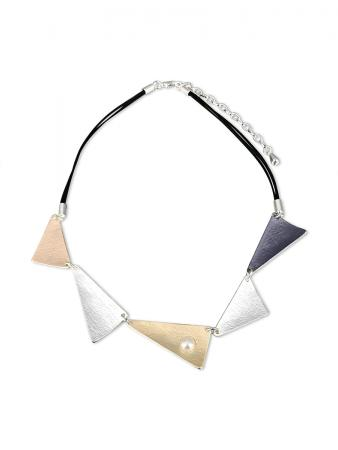PACIFIC PEARLS WAIKIKI COLLECTION Starry, Starry Night Designer Pearl Necklace