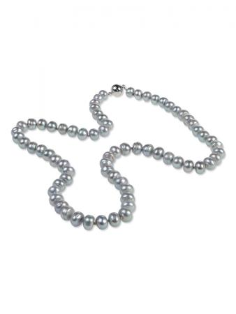 PALLISER LAGOON COLLECTION Lady Gray 7-8mm Pearl Necklace A